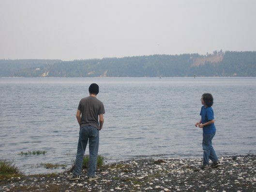 Rock Skipping