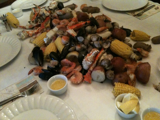 Scrumptious Seafood Boil