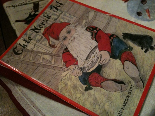Norwegian Christmas Traditions Book