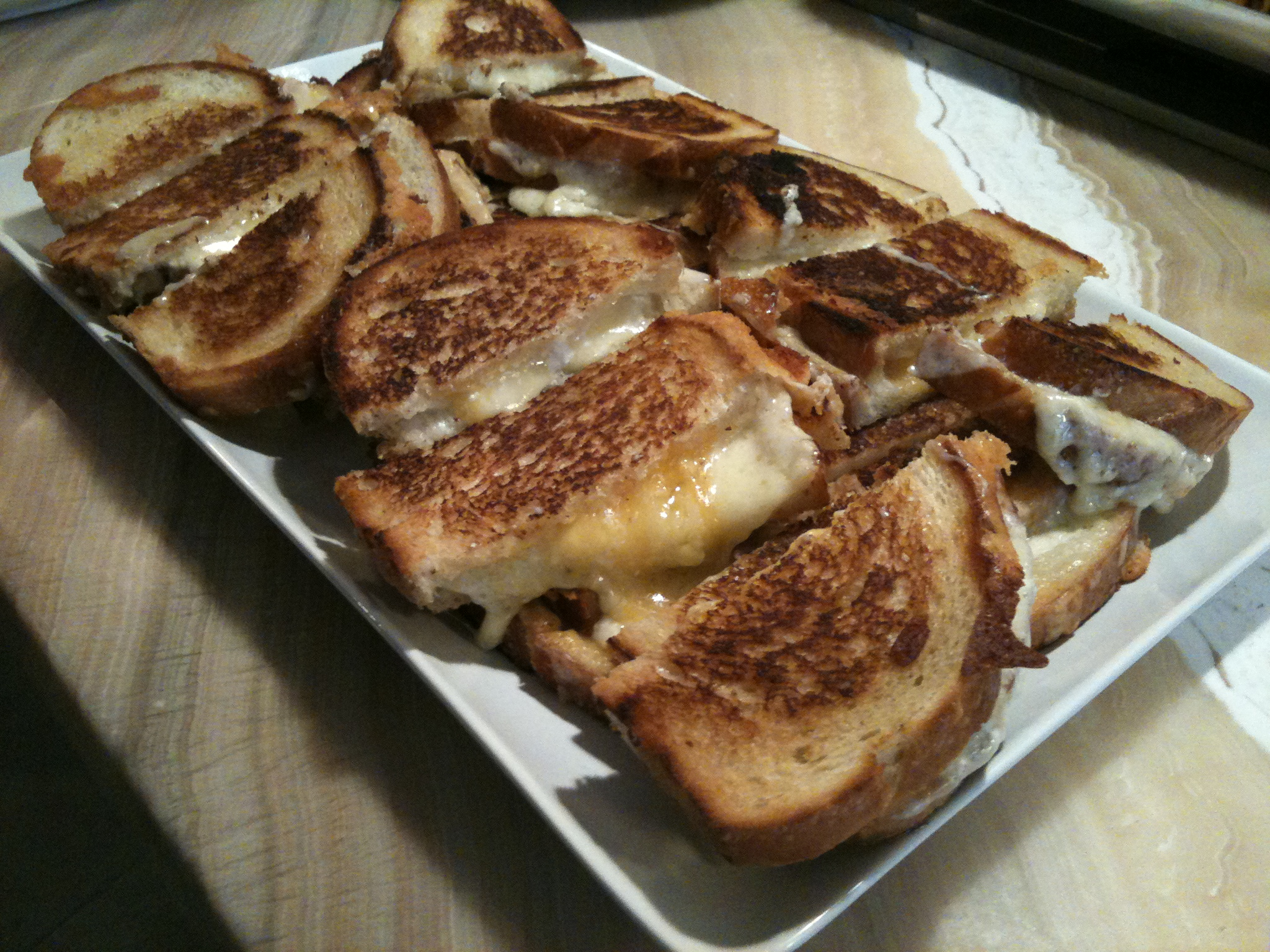 Hog Island Grilled Cheese Recipes — Dishmaps