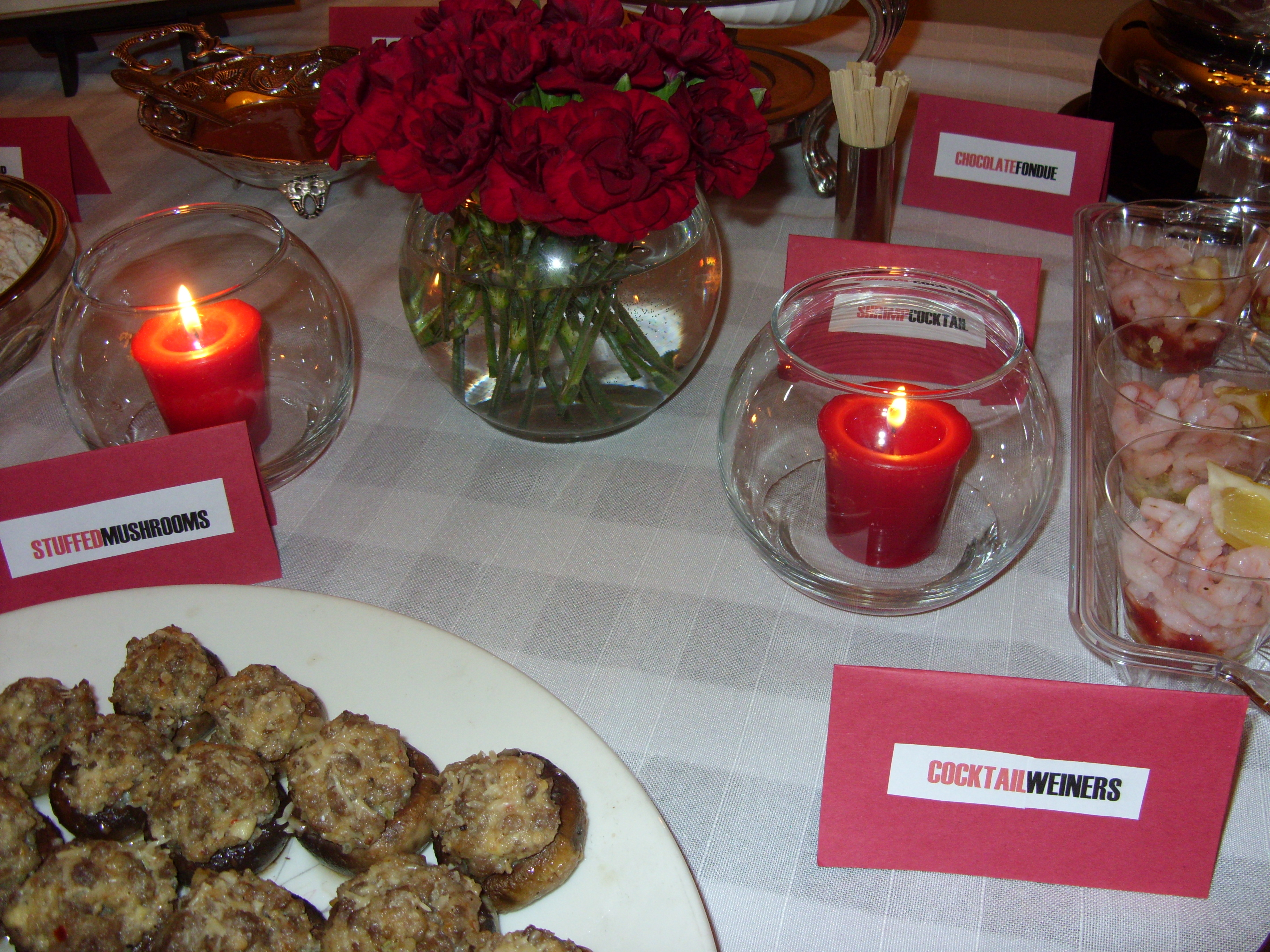 A Mad Men Themed House Party | KristinPotPie