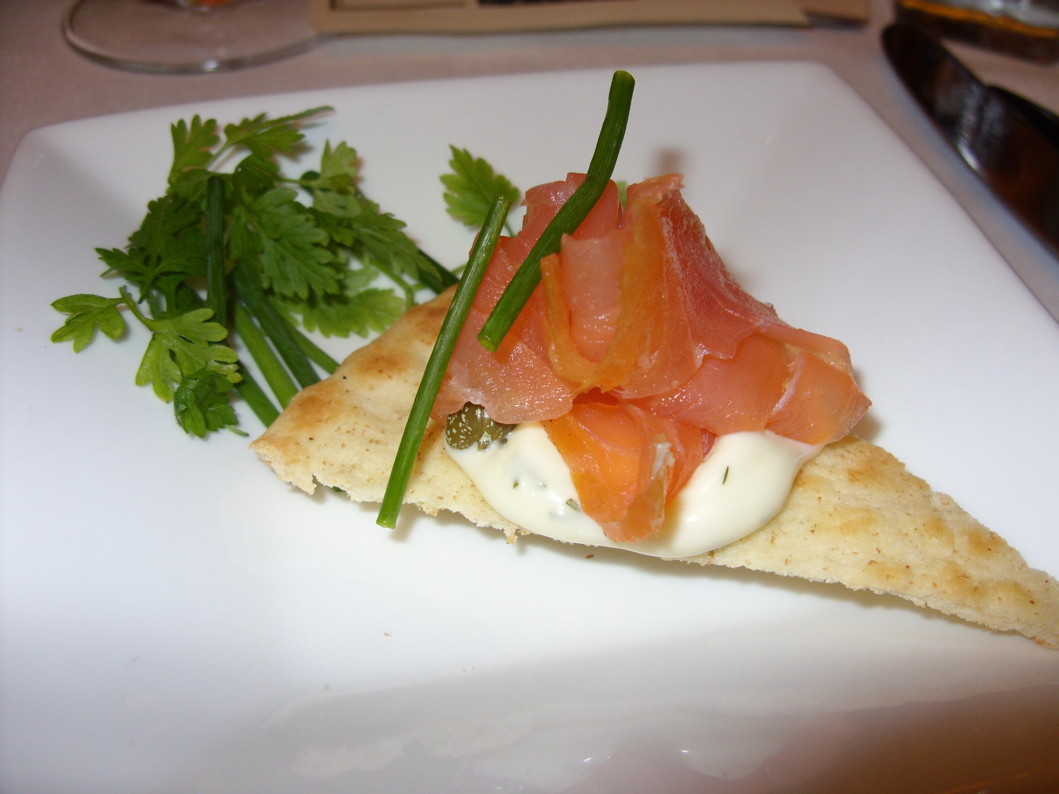 The generous pour at capital grille kristinpotpie - Amuse gueule italien ...