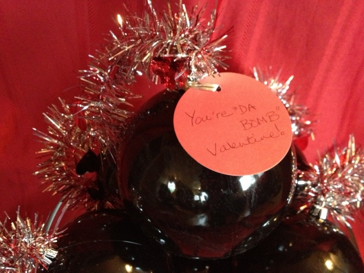 Valentine Love Bomb