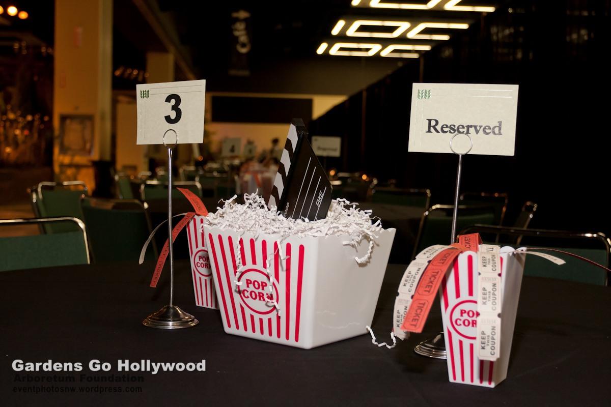 Movie Centerpieces Movie Centerpieces