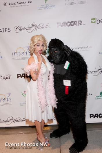 Marilyn & King Kong