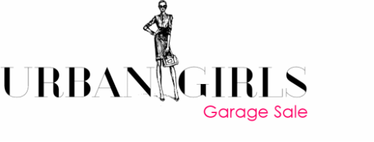 Urban Girl Garage Sale