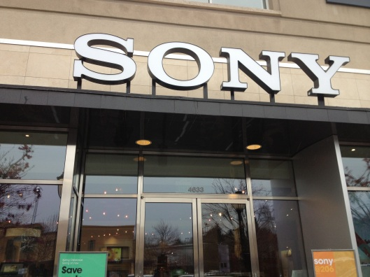 Sony Store