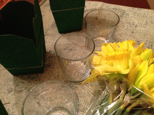 Easy Spring Centerpiece DIY