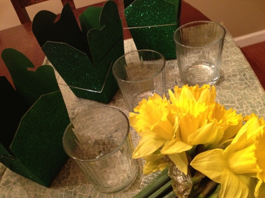 Easy Spring Centerpiece - DIY