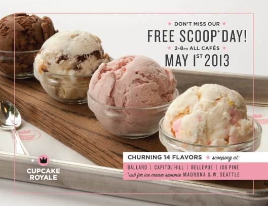 Free Scoop Day