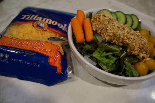 Ranch Pretzel Chicken Salad