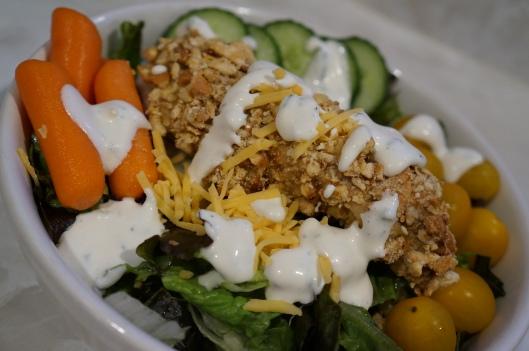 Pretzel Ranch Chicken Salad