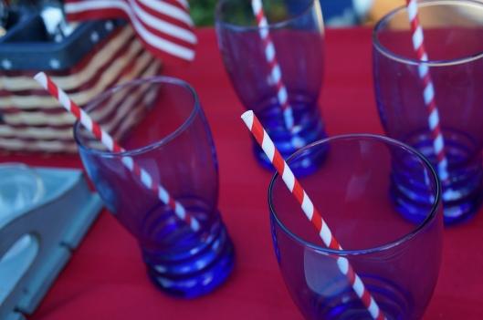 Paper straws - West Elm