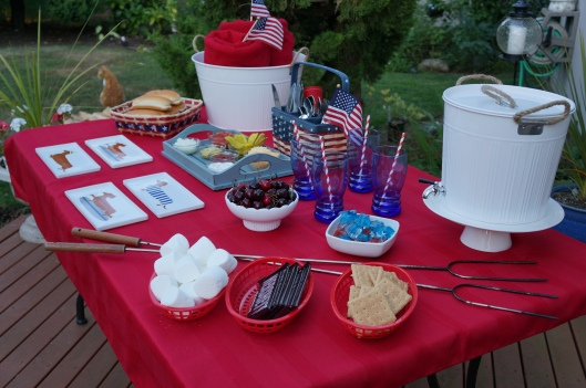 Hot Dog Cookout