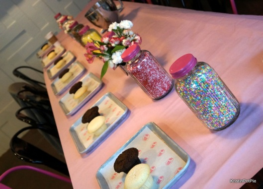 Cupcake Royale Sprinkle Party