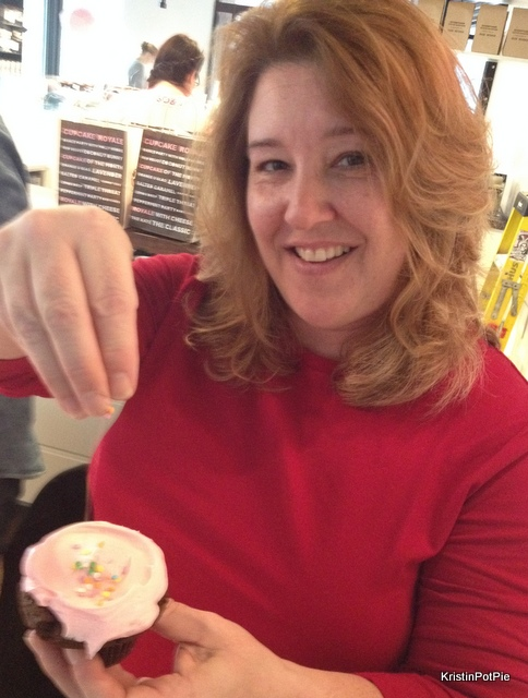 Cupcake Royale Sprinkle Party