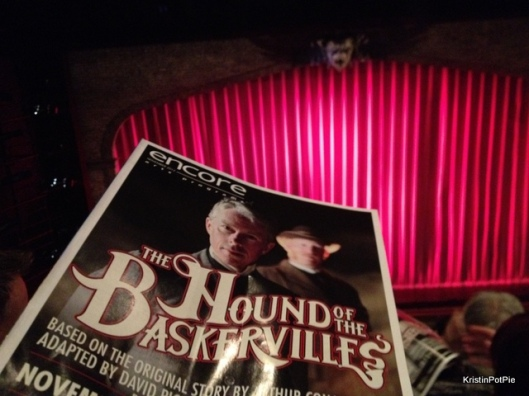 Seattle Rep - Hound of the Baskervilles