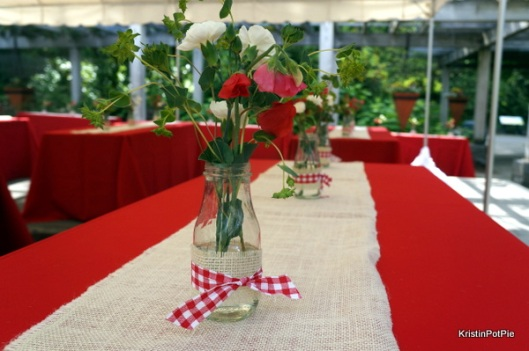 Elegant Summer Picnic Party