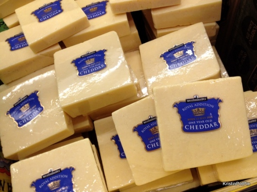 Westminster Royal Addition One-Year-Old Cheddar