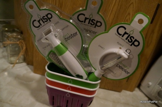 Crisp Kitchen Tools